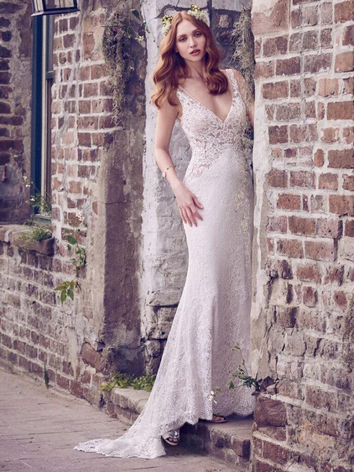 Maggie Sottero Wedding Dress Hazel 8MW472 Alt2