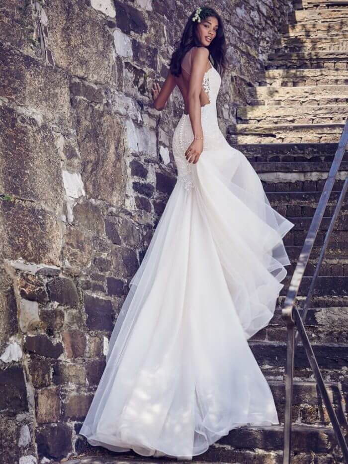 Maggie Sottero Wedding Dress Adaleine 8MC564 Alt2