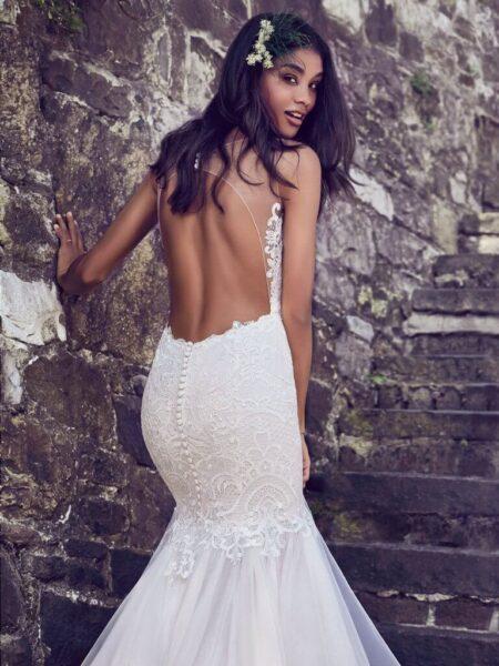 Maggie Sottero Wedding Dress Adaleine 8MC564 Main