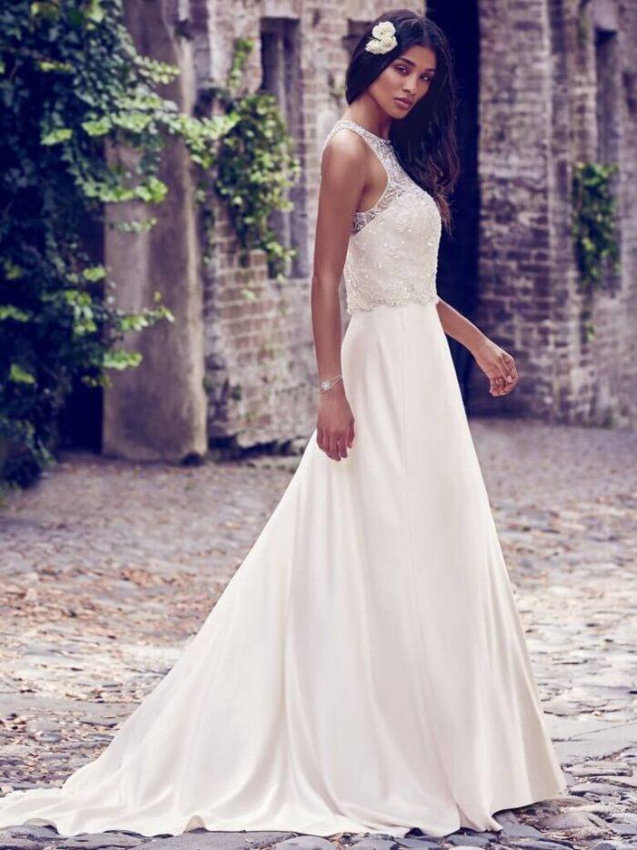Maggie Sottero Wedding Dress Larkin 8MT450 Alt3