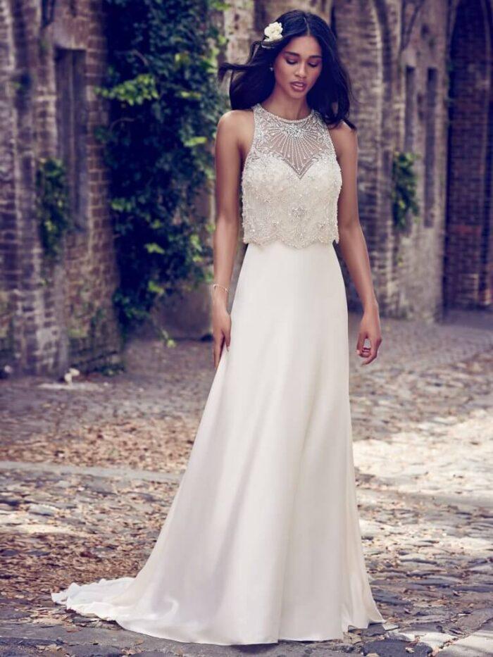Maggie Sottero Wedding Dress Larkin 8MT450 Main