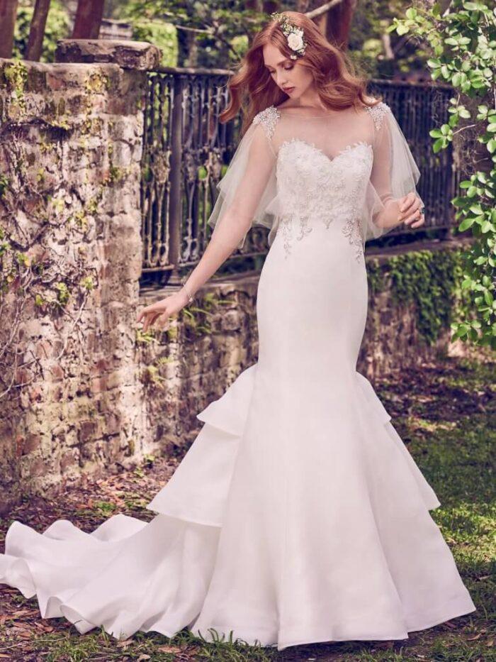 Maggie Sottero Wedding Dress Quintyn 8MW474 Alt2