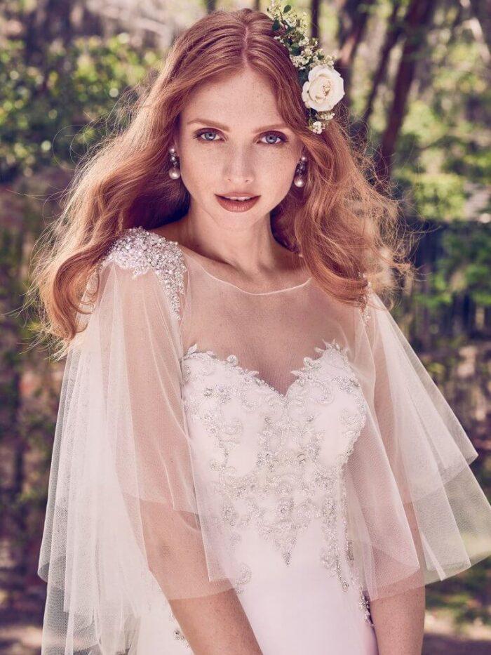 Maggie Sottero Wedding Dress Quintyn 8MW474 Main