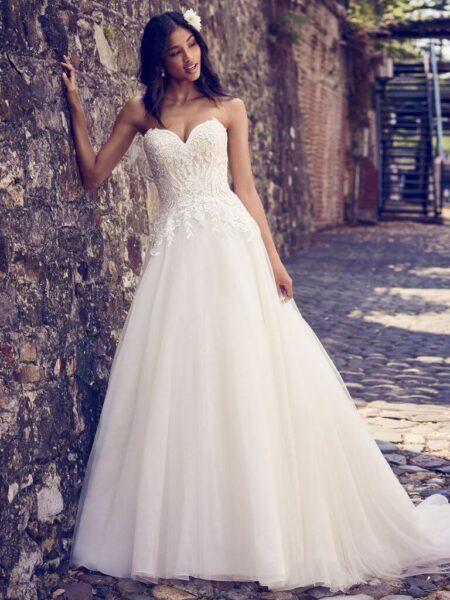Maggie Sottero Wedding Dress Rayna 8MN498 Main