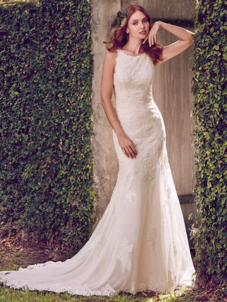 Maggie Sottero Wedding Dress Rhonda 8MC556 Alt1
