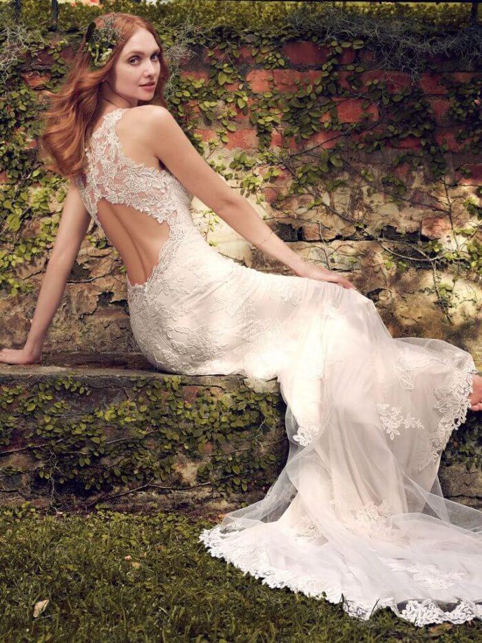 Maggie Sottero Wedding Dress Rhonda 8MC556 Main