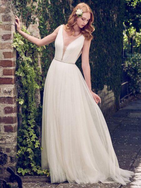 Maggie Sottero Wedding Dress Tamar 8MW471 Alt1