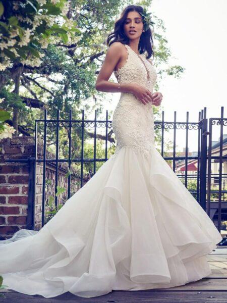 Maggie Sottero Wedding Dress Veda 8MC527 Main