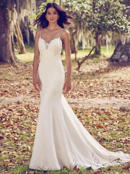 Maggie Sottero Wedding Dress Zoey 8MC476 Main