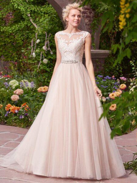 Rebecca Ingram Wedding Dress Carrie 7RS297 Main