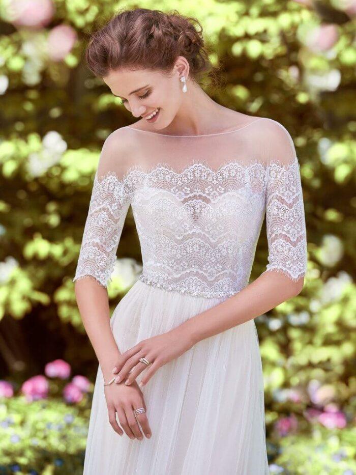 Rebecca Ingram Wedding Dress Cathy 8RW522 Alt1