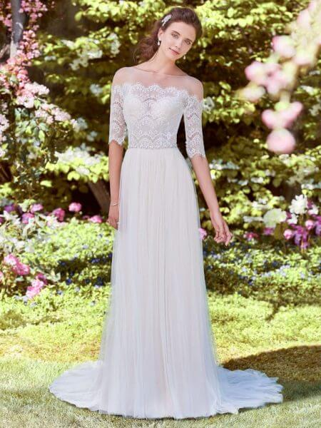 Rebecca Ingram Wedding Dress Cathy 8RW522 Main