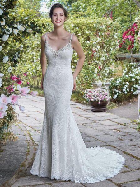 Rebecca Ingram Wedding Dress Helena 7RC908 Alt1