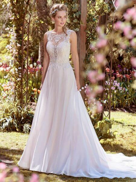 Rebecca Ingram Wedding Dress Joyce 8RT533 Main