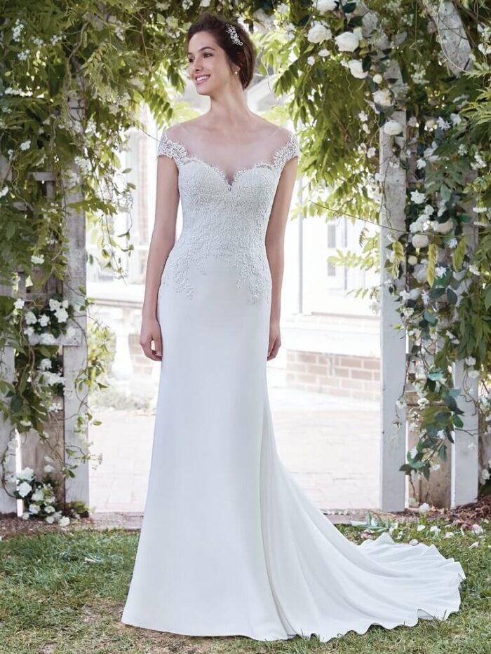 Rebecca Ingram Wedding Dress Naomi 7RW919 Alt1