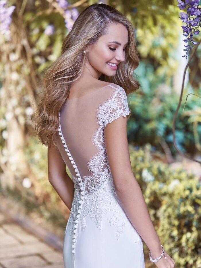 Rebecca Ingram Wedding Dress Naomi 7RW919 Alt2