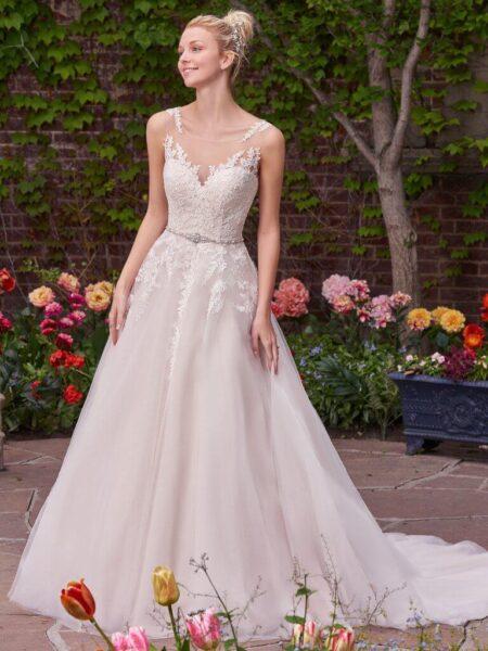 Rebecca Ingram Wedding Dress Olivia 7RS290 Alt1
