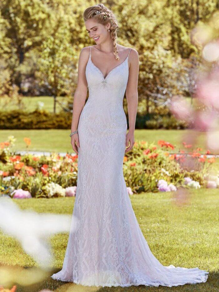 Rebecca Ingram Wedding Dress Polly 8RT440 Alt1