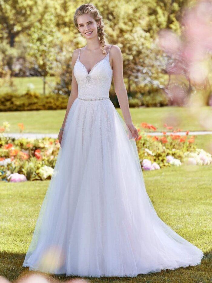 Rebecca Ingram Wedding Dress Polly 8RT440 Main