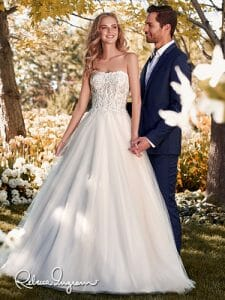 Gowns Fit For A Princess Inspired By The Royal Wedding