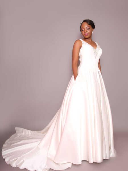 Tuxedo Wedding Dresses