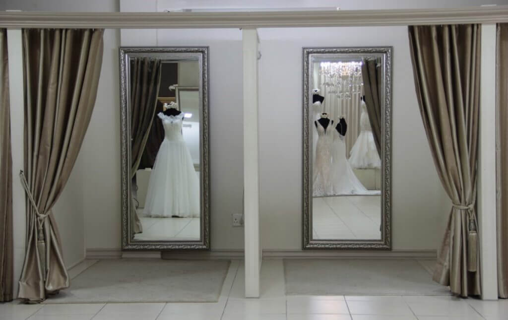 What To Expect From Your Wedding Dress Fitting At Bridal & Tuxedo