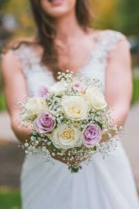 Wedding bouquets to match your wedding dress and theme