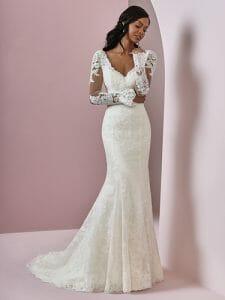 Winter Wedding Dresses From Bridal & Tuxedo