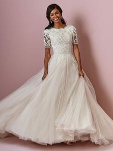 Winter Wedding Dresses From Bridal & Tuxedo