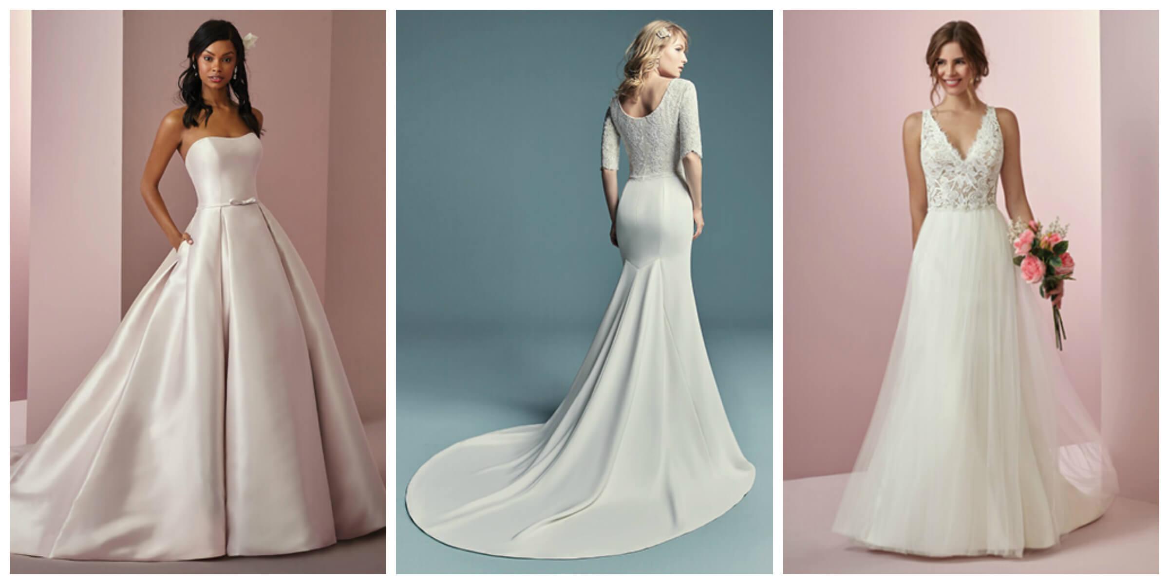 Choosing A Wedding Dress For Your Body Shape - Bridal & Tuxedo