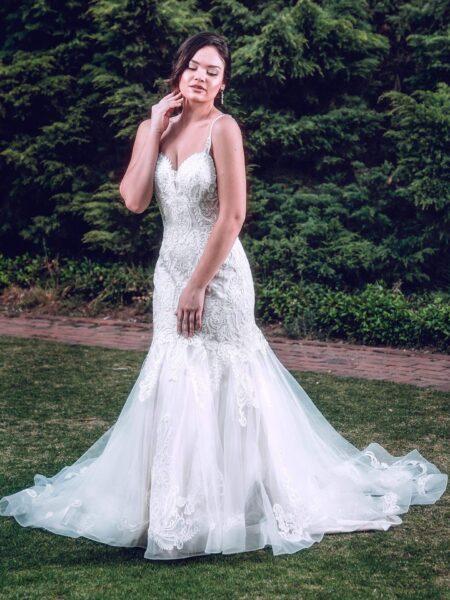Bridal Full With Grade 30