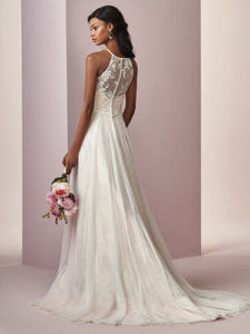 New wedding dress style