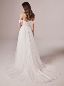 Trending wedding dress