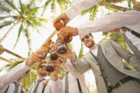 Sunglasses for groomsmen