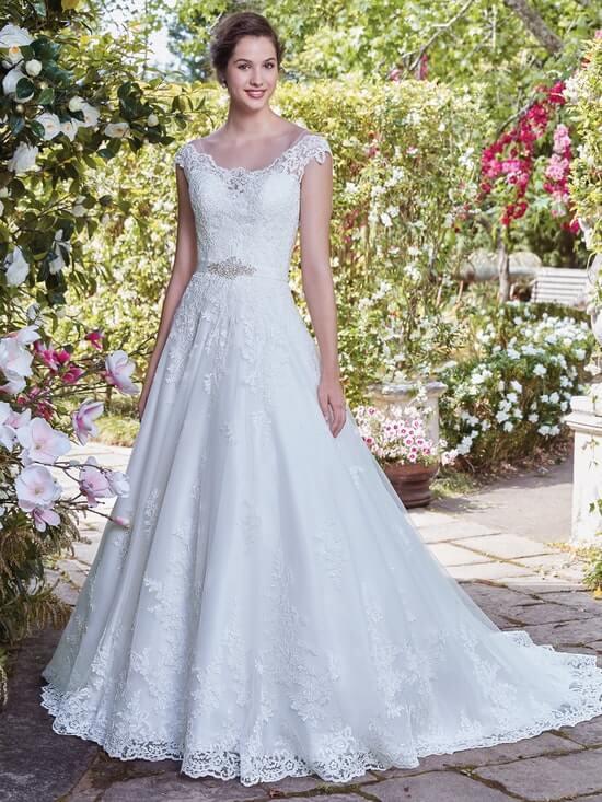Rebecca Ingram Wedding Dress Kaitlyn 7RS982 Alt1