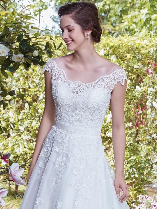 Rebecca Ingram Wedding Dress Kaitlyn 7RS982 Alt2