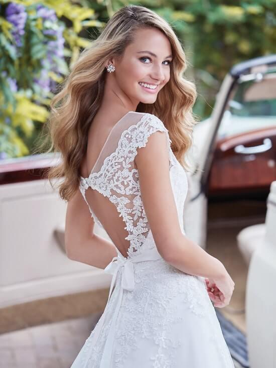 Rebecca Ingram Wedding Dress Kaitlyn 7RS982 Alt3