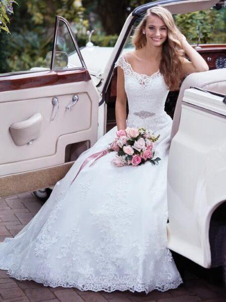 Rebecca Ingram Wedding Dress Kaitlyn 7RS982 Main